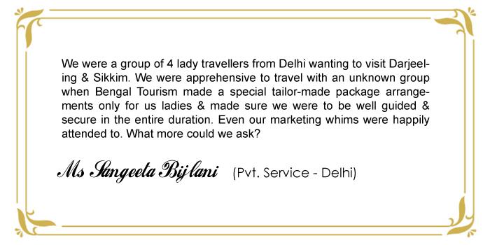 Official website of Bengal Tourism, west Bengal tourism